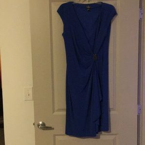 American Living blue  dress.  Gently used